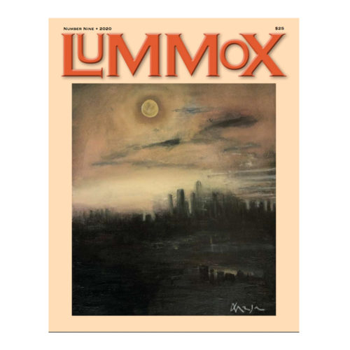 Lummox Poetry Anthologies