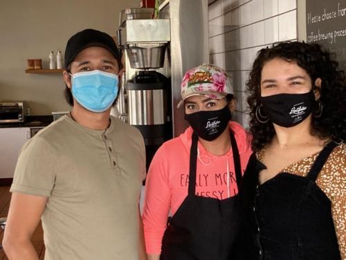 Jesse, Claudia & Gabby