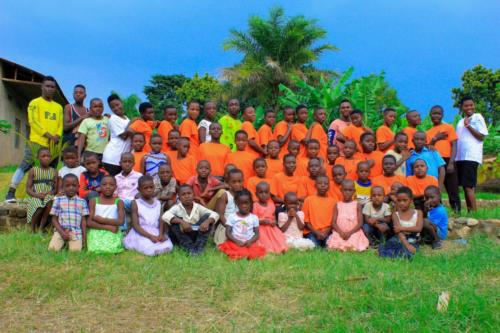 class pic - rwenzori school